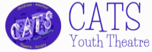 CATS Youth Theatre Bolton Logo