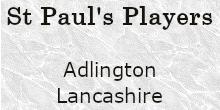 St Pauls Players Adlington Lancs Logo