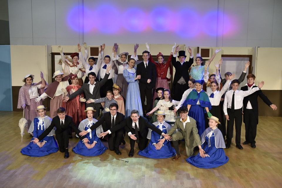 Cats Youth Theatre Half a Sixpence