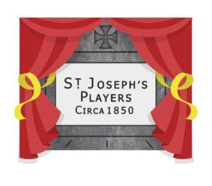 St Hoseph's Players Logo